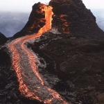 Mass Eruption Of Nyiragongo Volcano In Congo