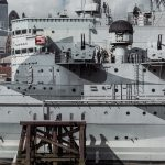 Iran Destroyer Sailing In The Atlantic Causing Concern